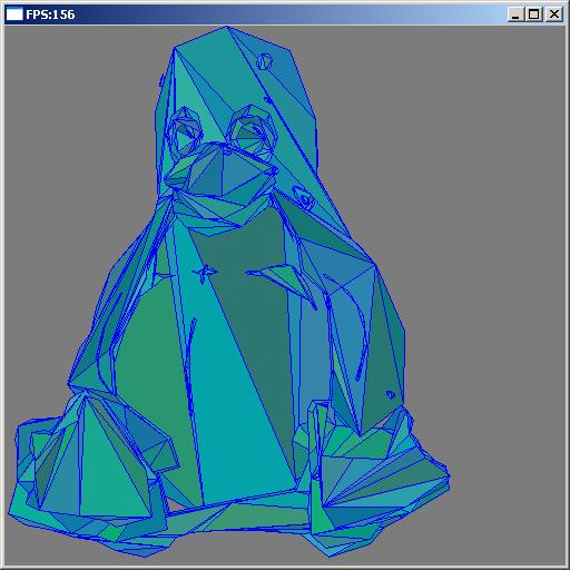 SVG Rendering using OpenGL